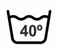 Lavar máximo 40º
